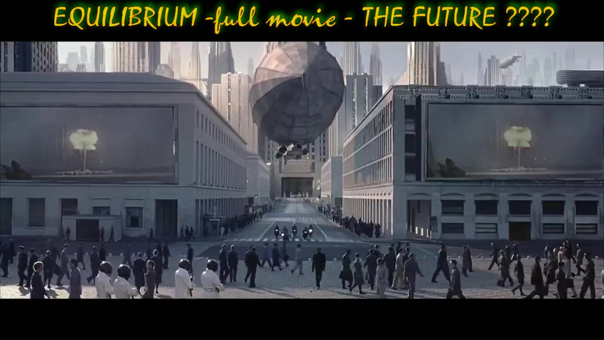 TruTube WDRM Radio music and info- EQUILIBRIUM- full movie - THE FUTURE ???? -YOU BE THE JUDGE ON THE HIDDEN MESSAGE ??? on 1585206465