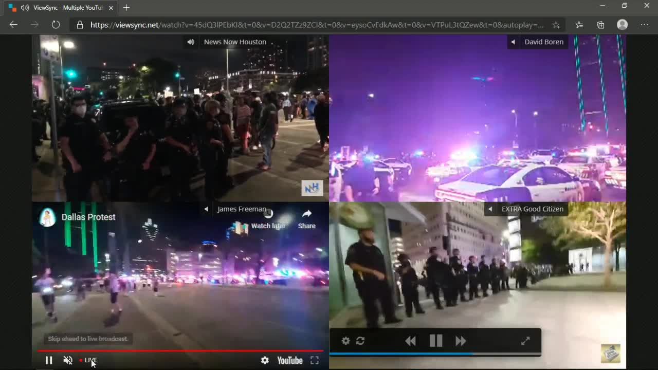 TruTube WDRM Radio music and info --HOUSTON TX-PROTESTS on 1590806469