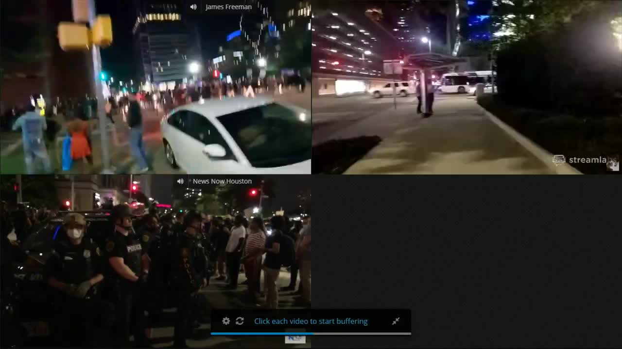 TruTube WDRM Radio music and info --HOUSTON TX-PROTESTS on 1590809077