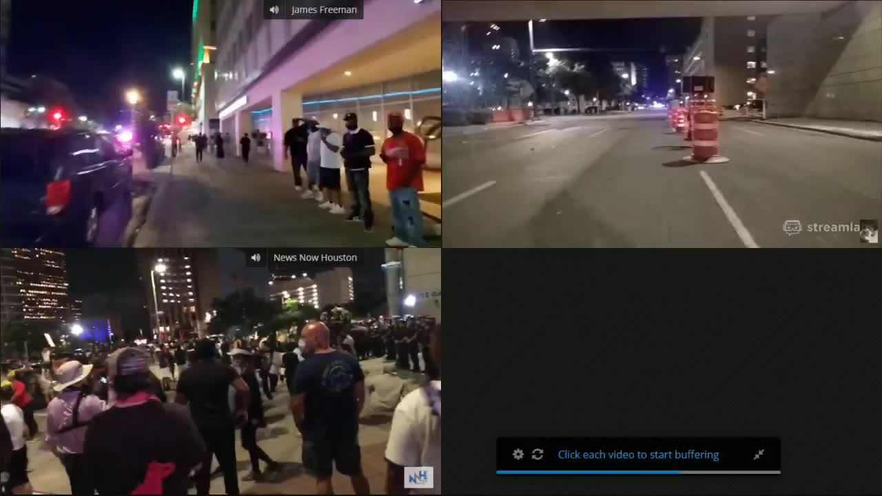 TruTube WDRM Radio music and info --HOUSTON TX-PROTESTS on 1590809432