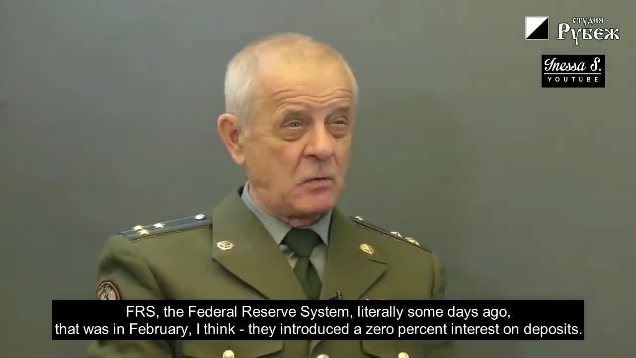 EX-RUSSIAN INTEL OFFICER  Depopulation agenda is real- CORONA OPERATION 720P]