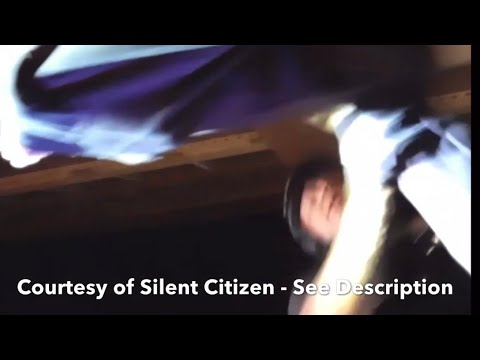Silent Citizen Arrested in Denver as he was Walking Away