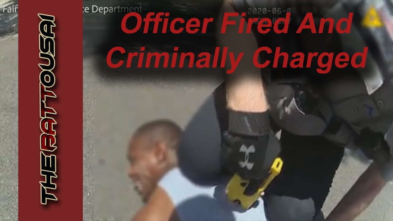 Another Bad Officer Bites The Dust