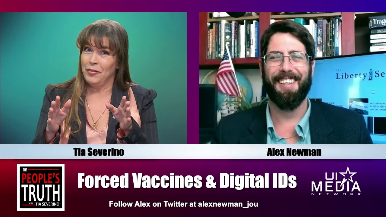 Forced Vaccines & Digital IDs